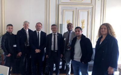 Assemblée Nationale : La commission des affaires Culturelles de l'Assemblée Nationale témoigne son soutien à ON2H