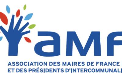 Partenariat ON2H – Ville de Cergy : Un accueil favorable de l'Association des Maires de France (AMF)