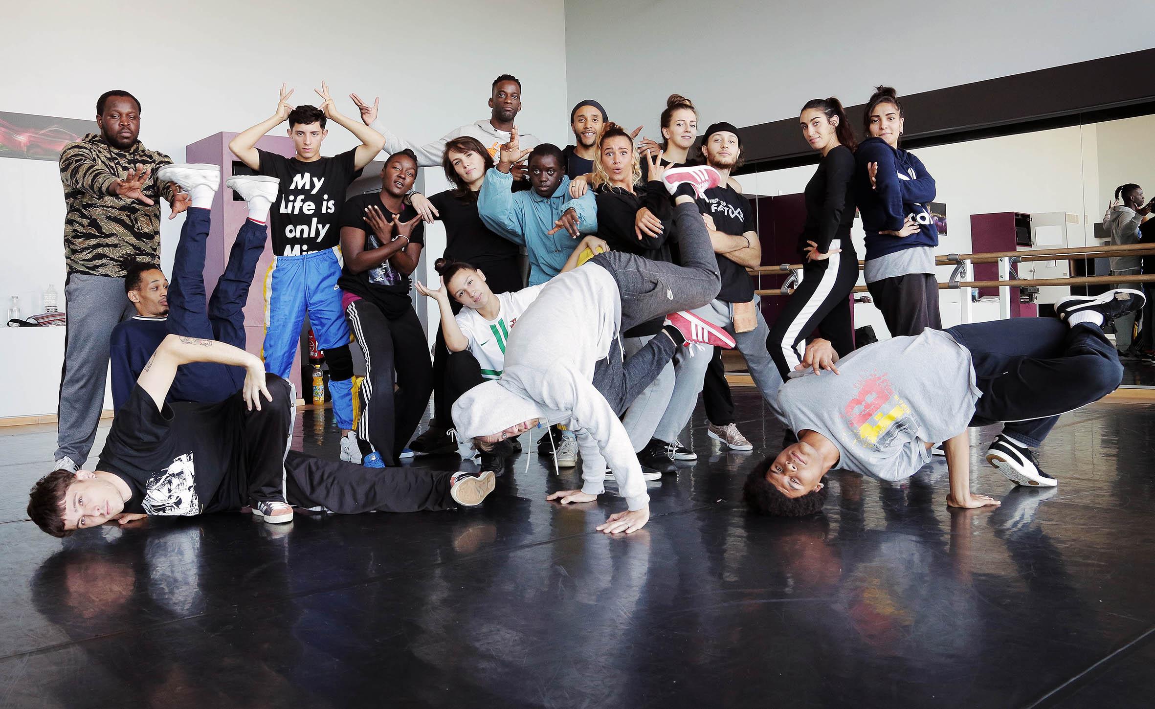 Promotion Formation passeur culturel en danses Hip-Hop de ON2H