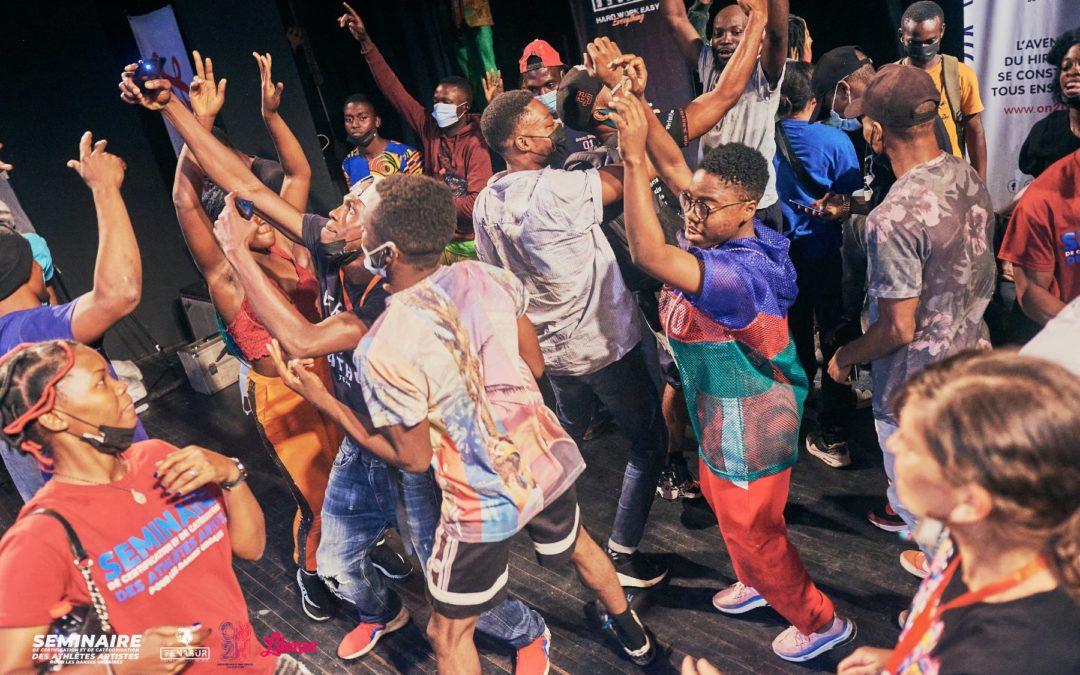 Le séminaire des danses urbaines au Cameroun