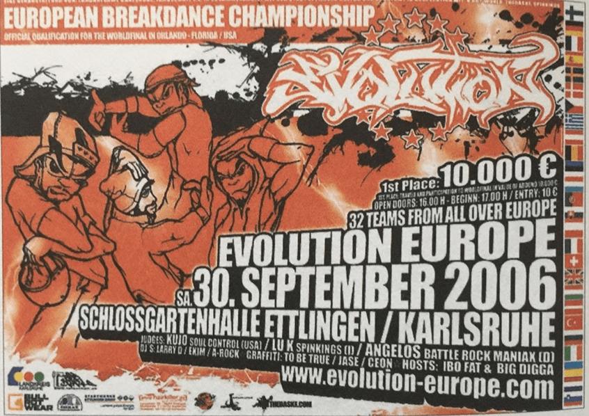 Evolution Europe